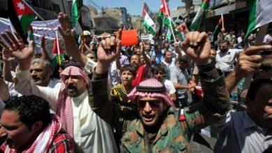 Photo of على طاولة عاهل الأردن : أخطر تقرير لتدمير المملكة بمؤامرة أمنية