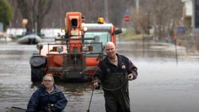 Photo of أوتاوا تواجه ارتفاعاً في منسوب المياه بسبب الفيضانات.. وإعلان الطوارئ