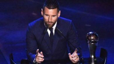 """Photo of للمرة السادسة """" ميسي """" أفضل لاعب في العالم"""
