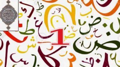 Photo of جماليات اللغة العربية