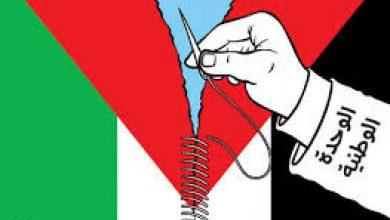 Photo of القضية الفلسطينية في ظل المتغيرات الدوليه.