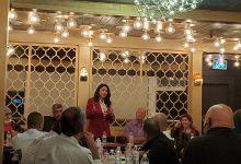 Photo of سفيرة فلسطين الجديدة تزور ميسيساغا – اونتاريو