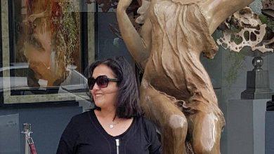 Photo of لقاء سبيل مع  الكاتبة المغربية الكندية   أسماء أريب